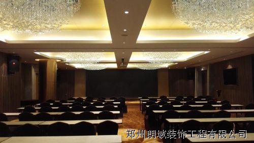 郑州朗域软膜天花索菲特酒店项目宴会厅
