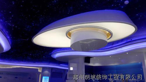 郑州朗域新天科技产业园项目软膜天花